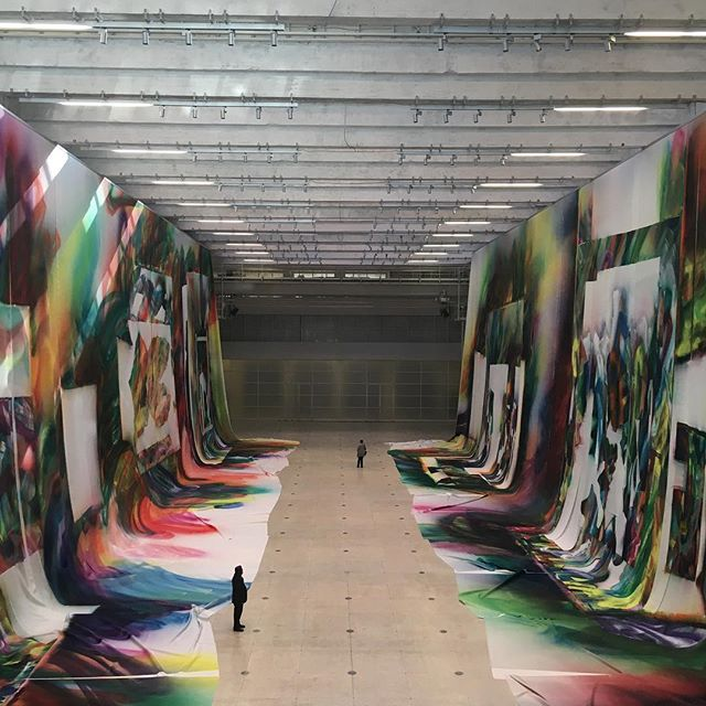 Wow. #katharinagrosse #nationalgalleryprague
