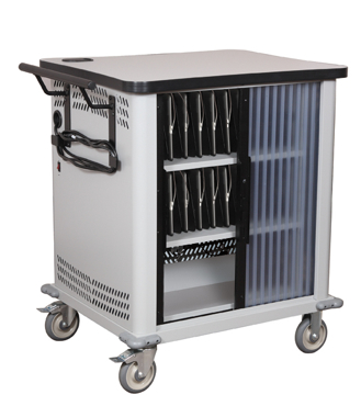 QwikLink Tablet Cart