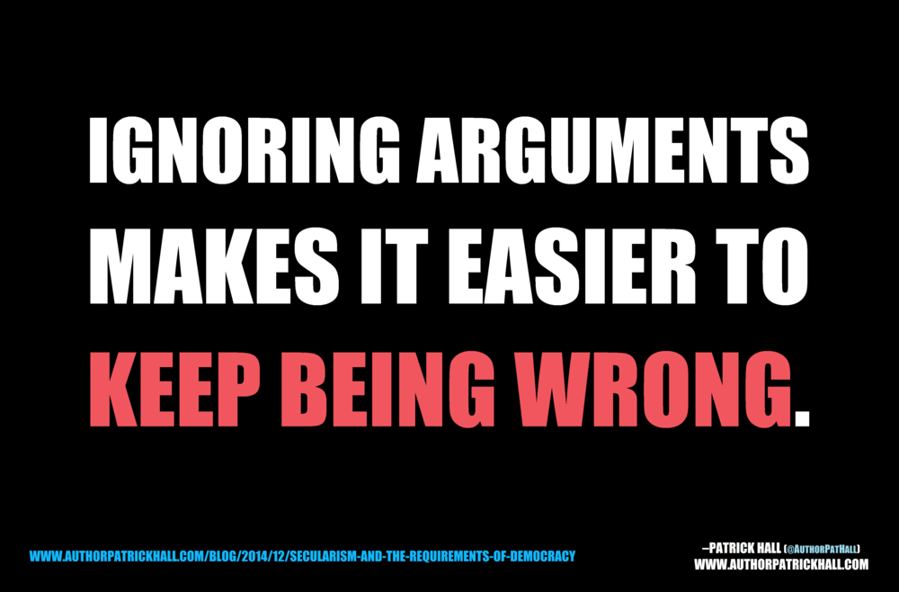 KEEP BEING WRONG: This is a meme, created by Patrick Hall on December 1, 2014. Copyright © 2014 by Patrick Hall. All rights reserved. Feel free to spread it around.