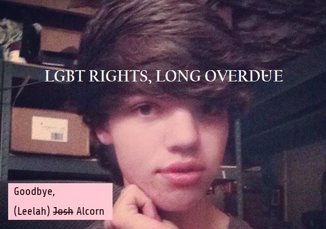 LGBT rights, long overdue
