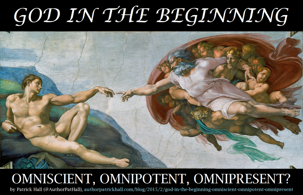 Image result for I am omniscient omnipresent and omnipotent
