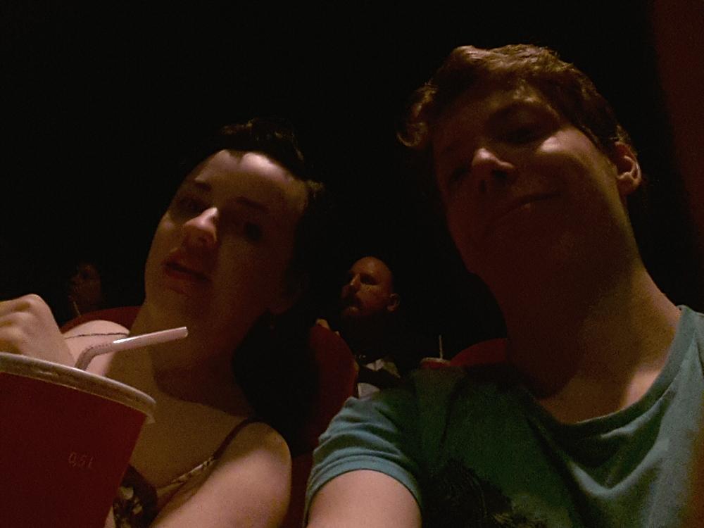 At the movies 1