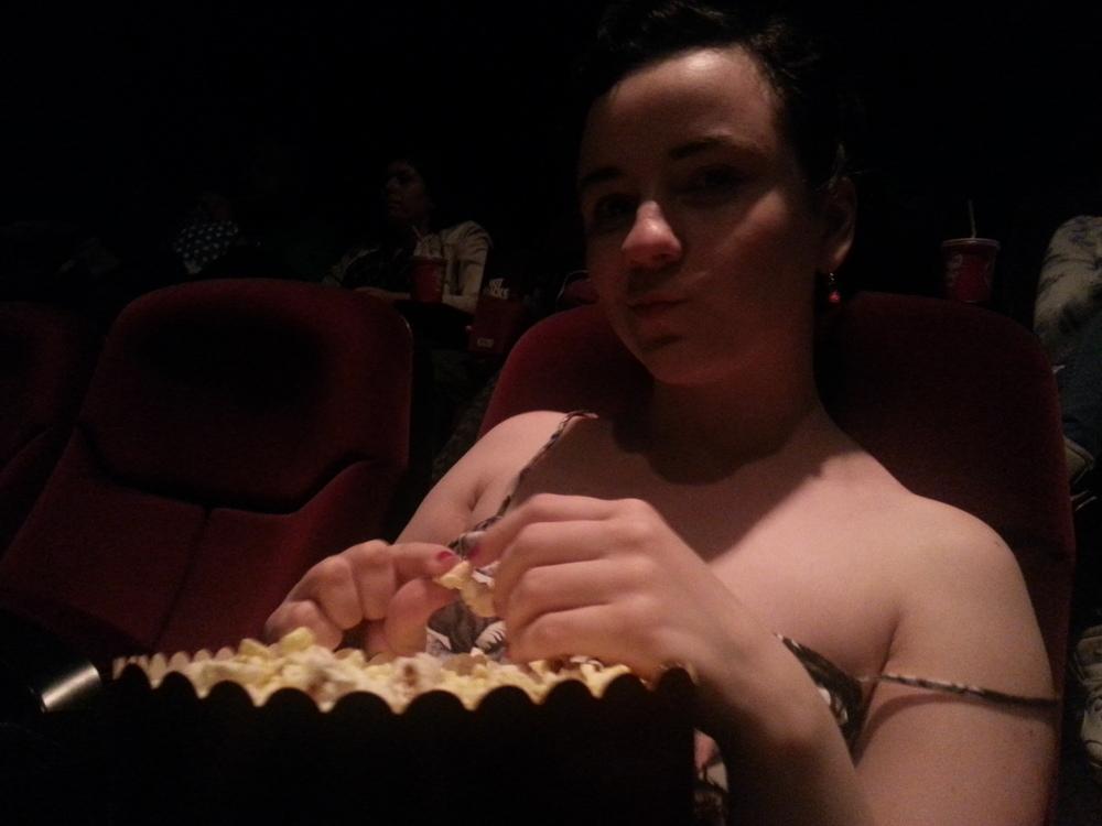 At the movies 2