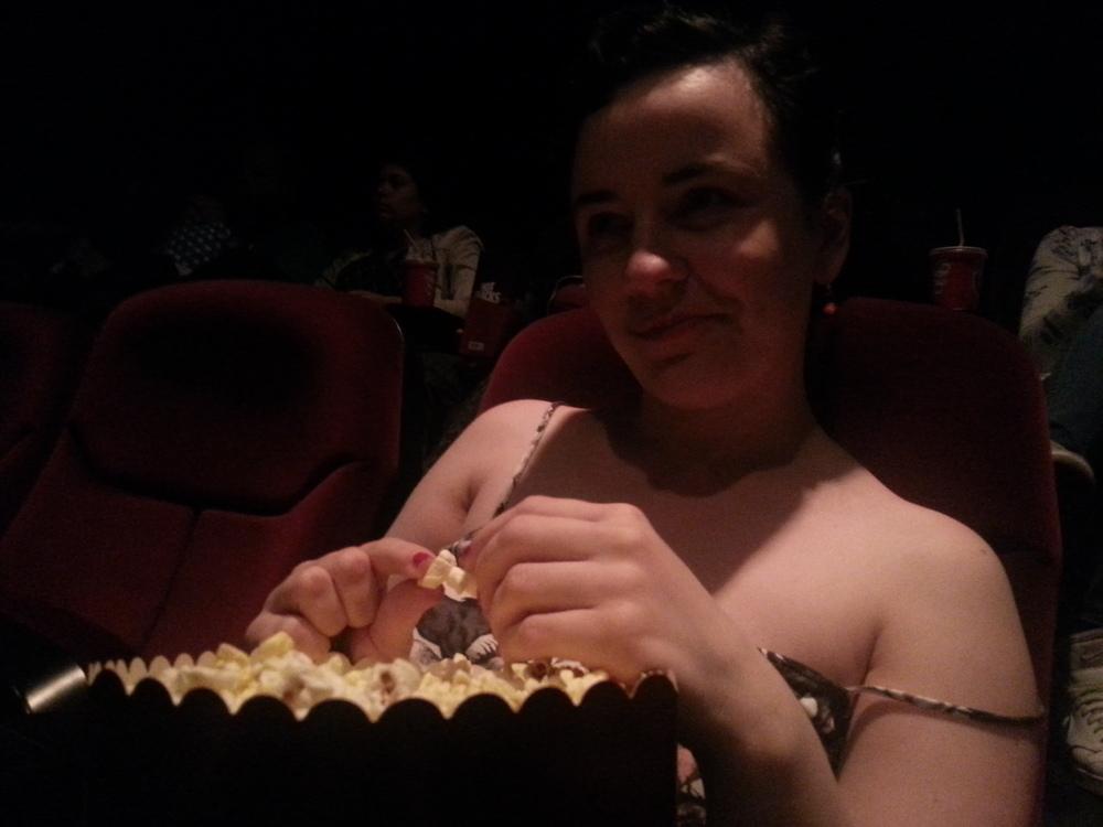 At the movies 4