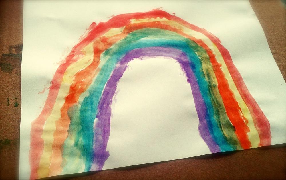 lucy's rainbow