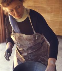 Edith Heath -  mynd tekin af heimasíðu Heath Ceramics