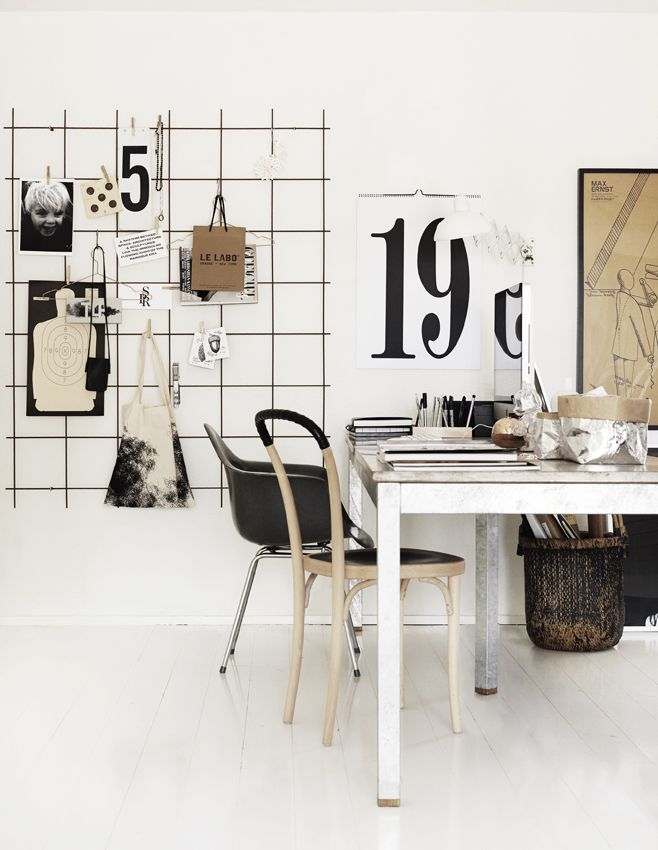 Swedish Monochrome // photography: Pia Ulin, stylins: Lotta Agaton // 79 Ideas