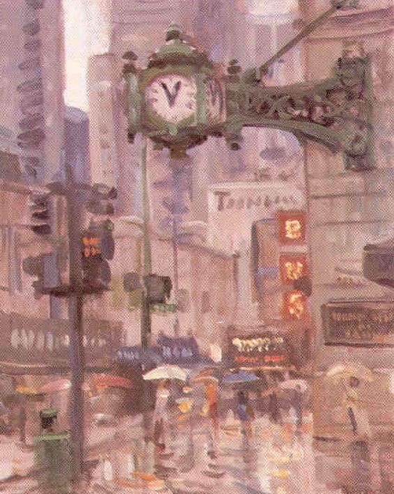"""Marshall Fields"" by Joe Abbrescia"