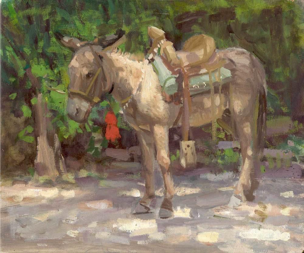 """""""Little Donkey"""" by Joe Abbrescia"""