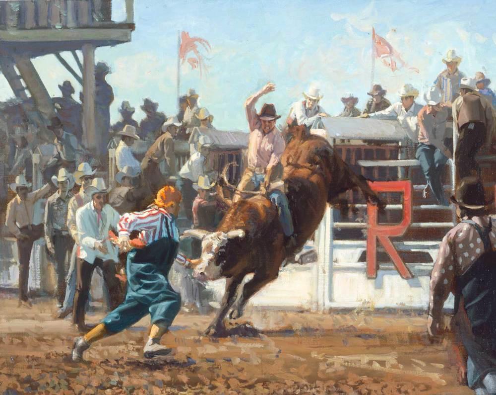 """Calgary Stampede"" by Joe Abbrescia"