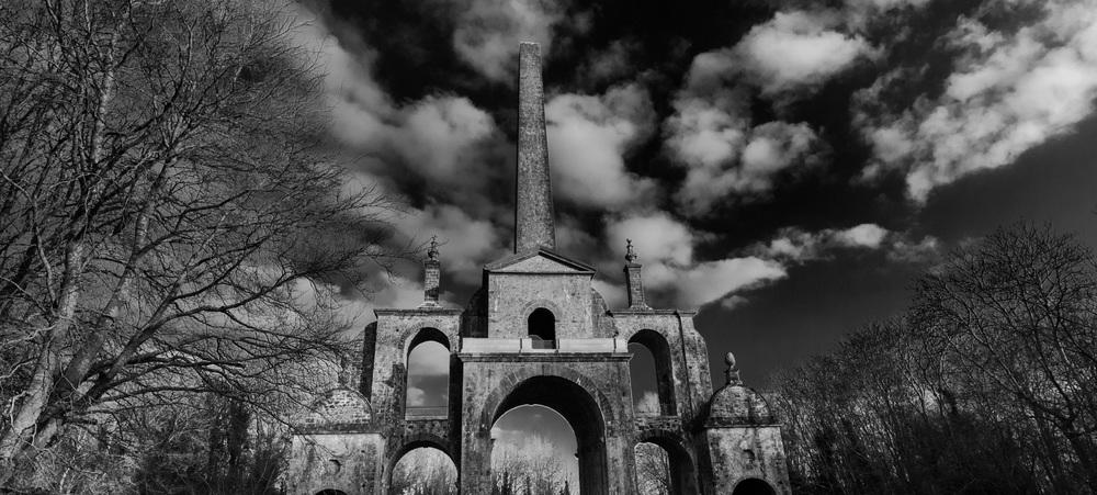 Conolly Obelisk Panorama