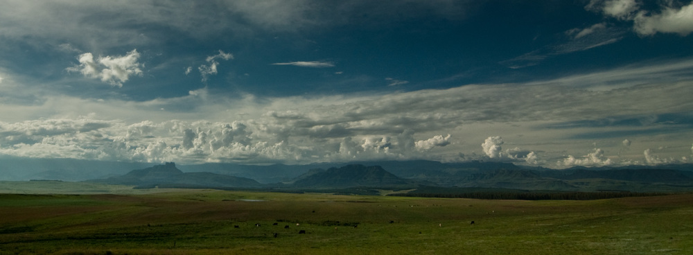 The Lower Drakensberg