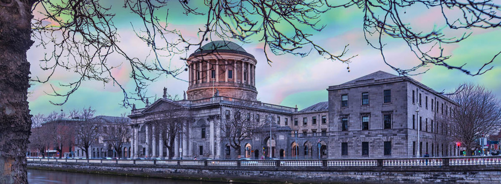 The Four Courts at Sunset.jpg