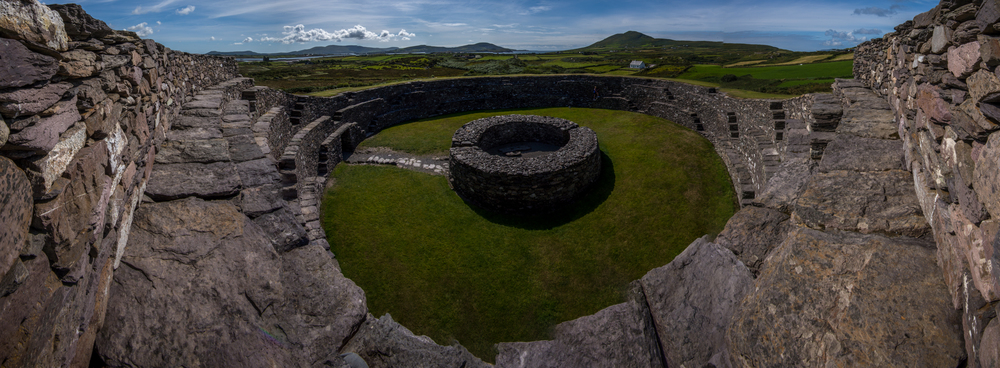 Cahergal Fort Co. Kerry