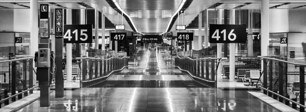 Departure lines