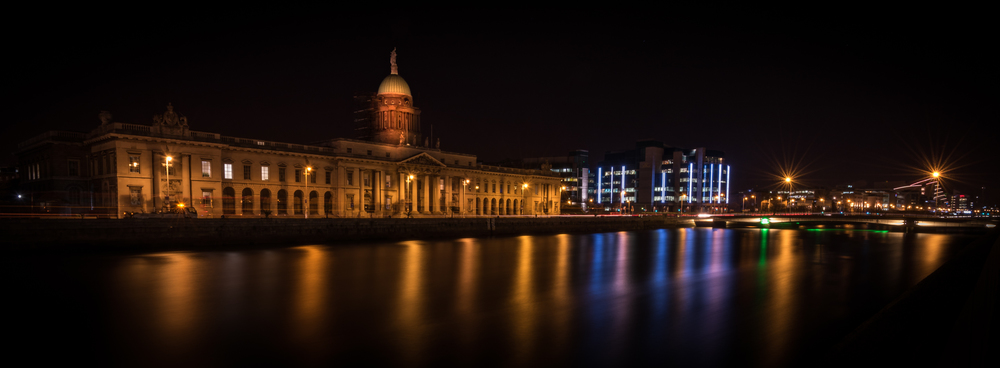 Customs House Evening