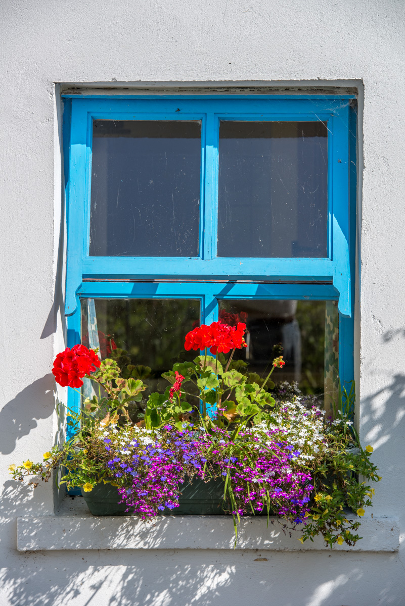 Atlantic Villas - windowbox