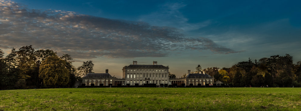 Castletown House - colour pano