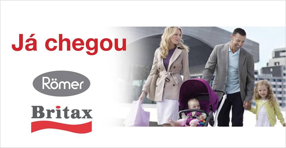 Agora já pode encontrar prodtutos da Britax e Romer na sua loja BabyCool!