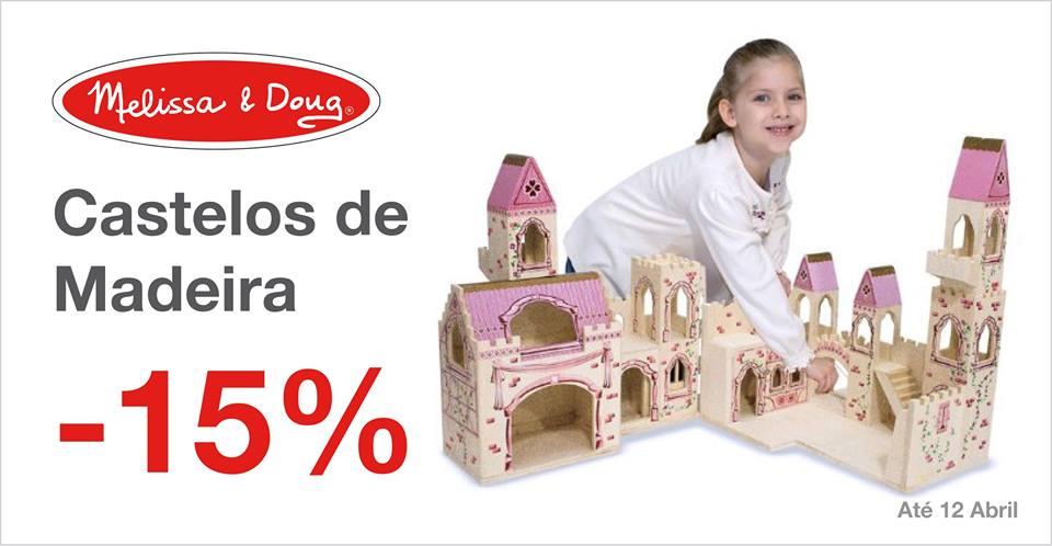 castelos de madeira