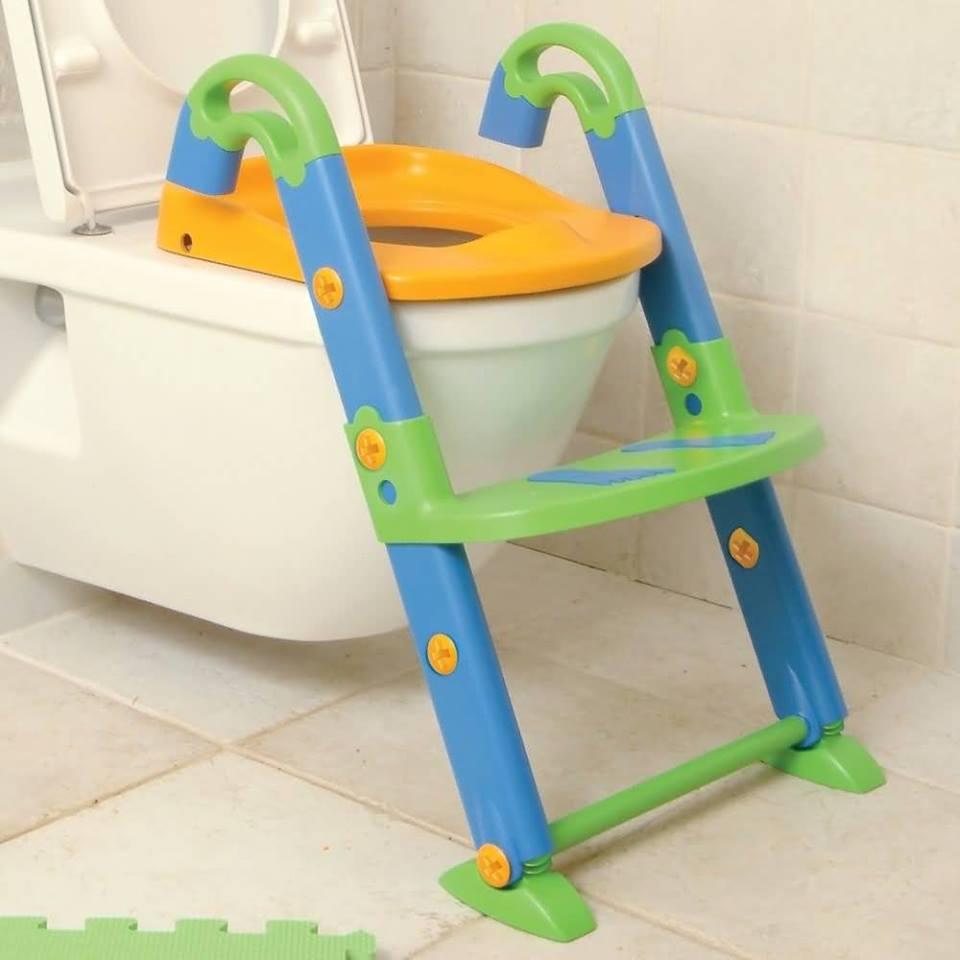 Kids Kit Assento Redutor Para Retrete Com Escadas 26