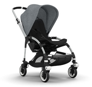 Bugaboo Bee Grey Melange