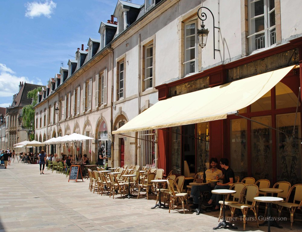 Dijon Cafes