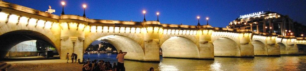 Pont Neuf Paris Sojourner Tours