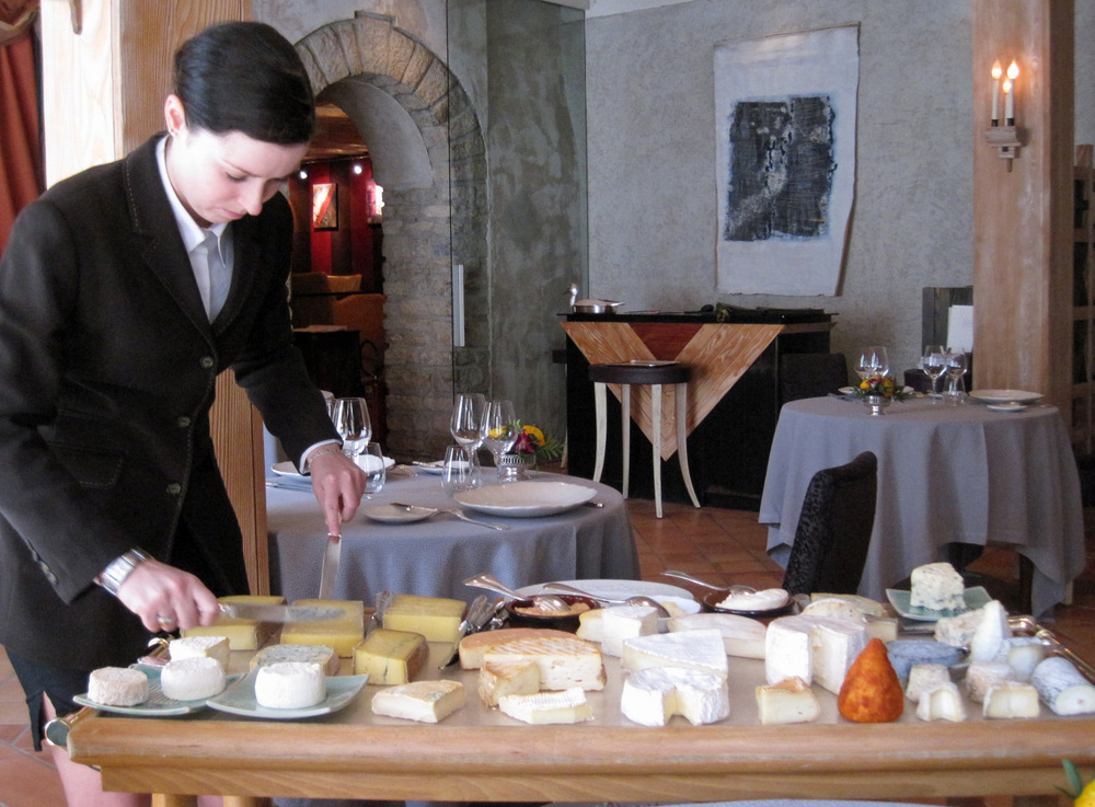 Cheese Cart: Jean-Paul Jeunet