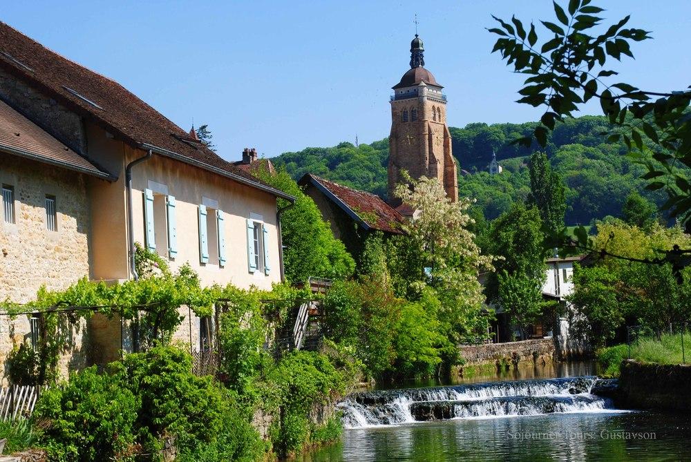 Arbois: Franche-Comté, France (Sojourner Tours)