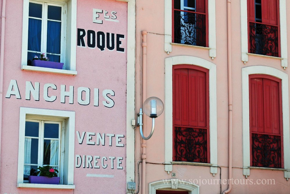Collioure: Languedoc-Roussillon, France (Sojourner Tours)