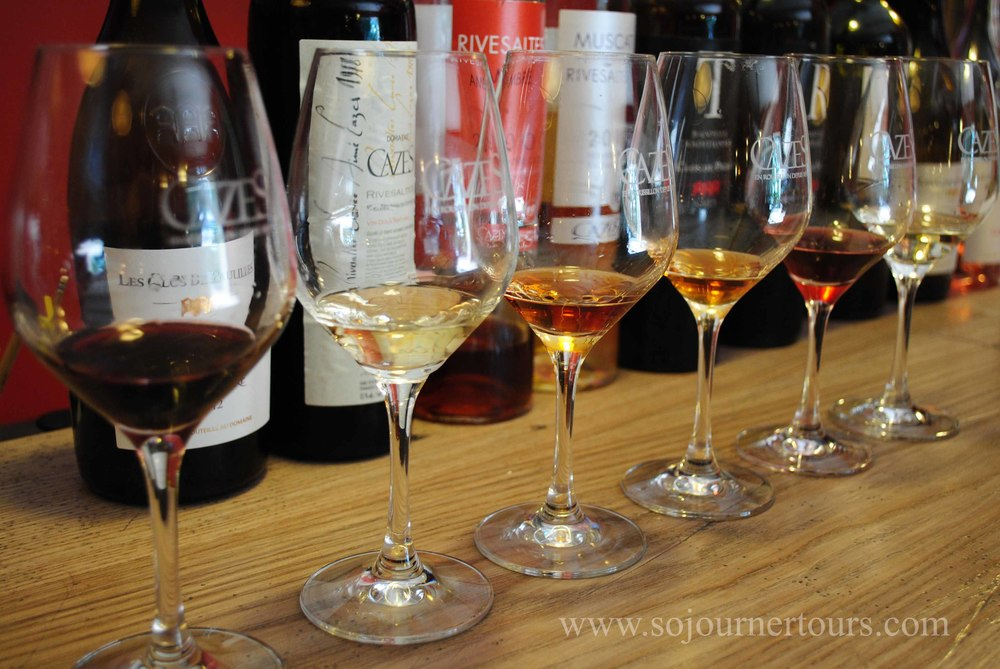 Wine Tasting: Languedoc-Roussillon, France (Sojourner Tours)