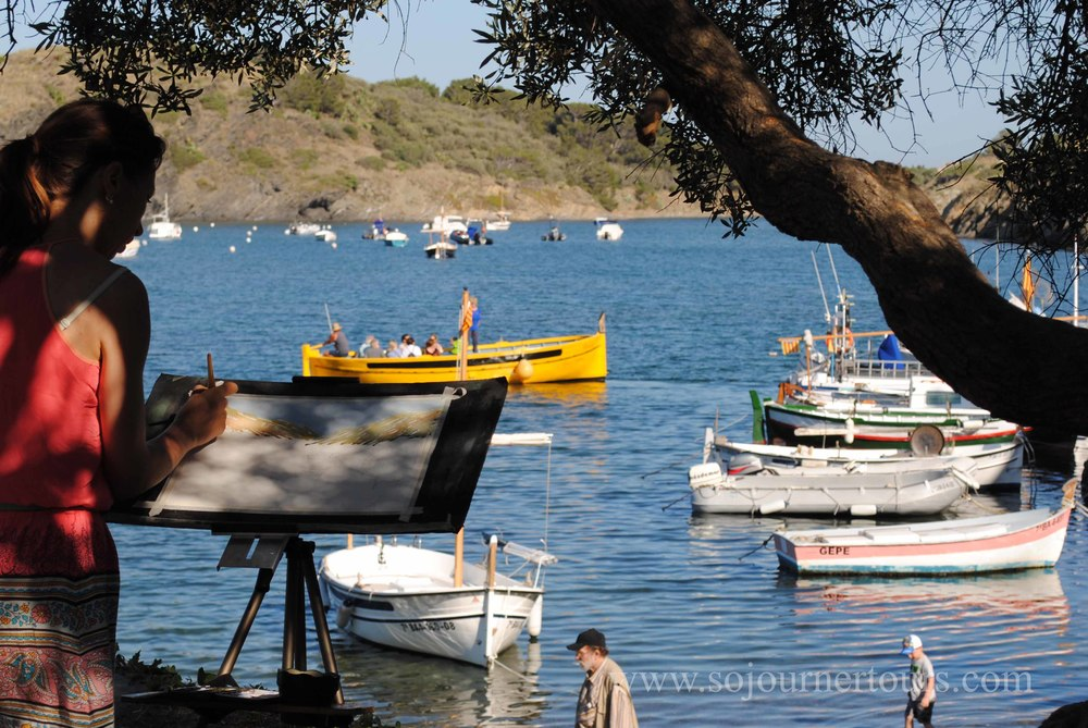 Port Lligat: Catalonia, Spain (Sojourner Tours)