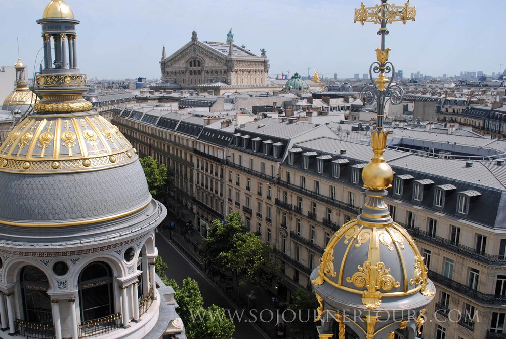 Printemps: Paris, France (Sojourner Tours)