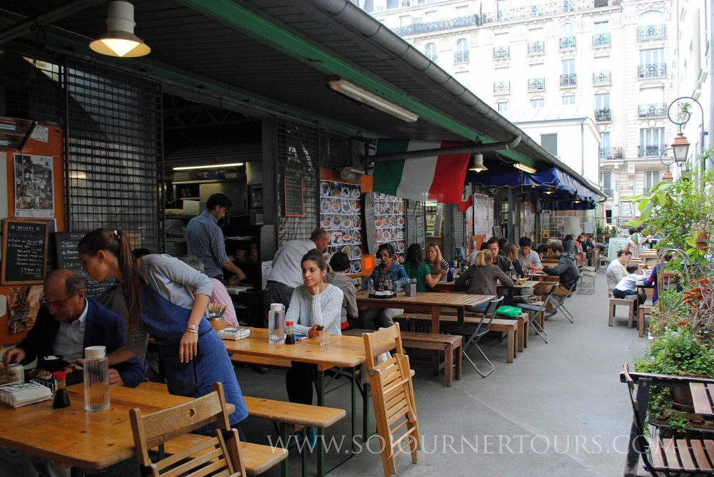 Favori Paris Best Kept Secrets Sojourn — Sojourner Tours QD61