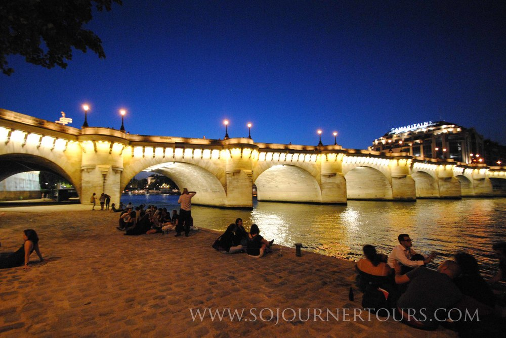 Pont Neuf: Paris, France (Sojourner Tours)