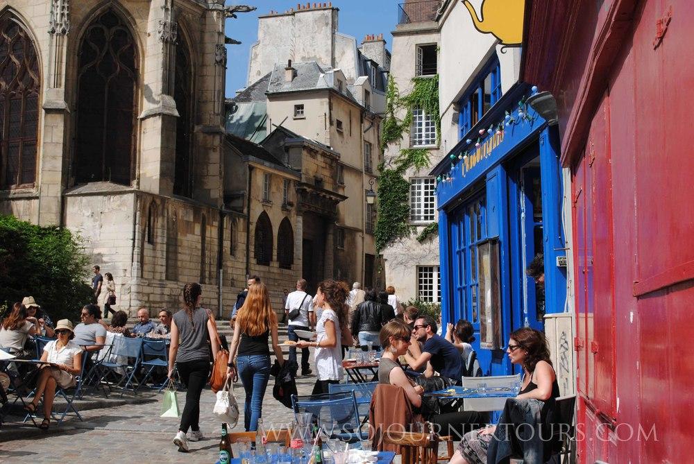 Paris, France (Sojourner Tours)