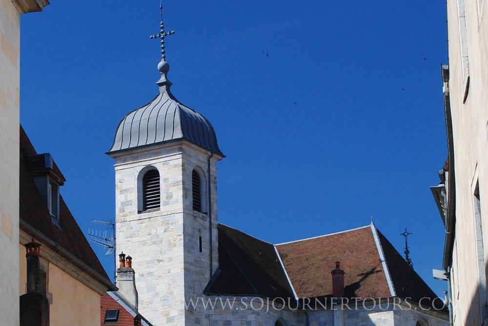 Besançon: Franche-Comté, France (Sojourner Tours)