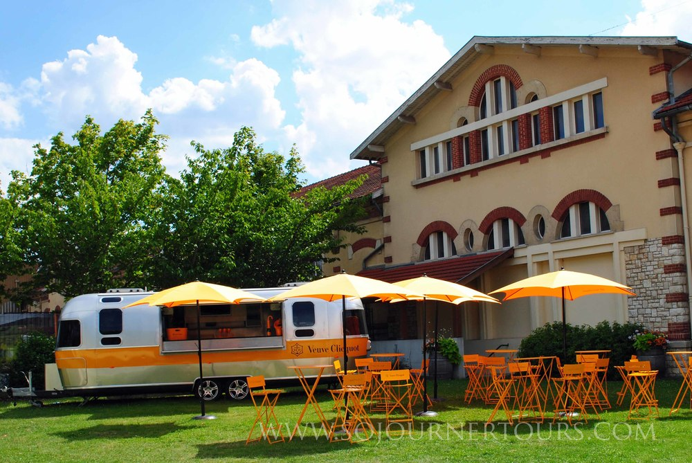 Veuve Clicquot: Reims, France (Sojourner Tours)