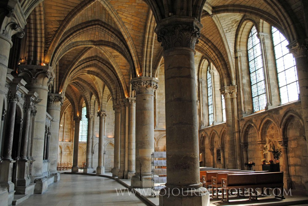 Basilique Saint-Remi: Reims, France (Sojourner Tours)