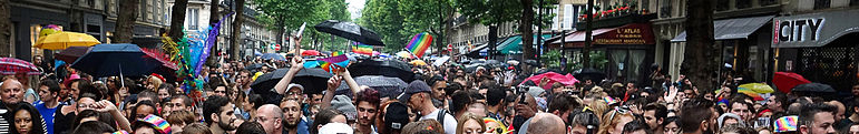 LGBT Paris Tour