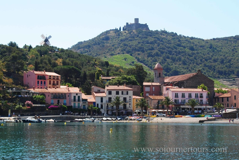Getting to know Collioure