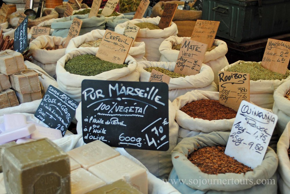 Collioure Market