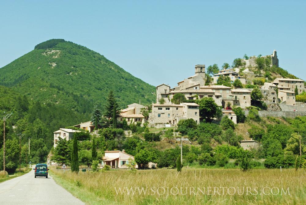 A Provencal Village