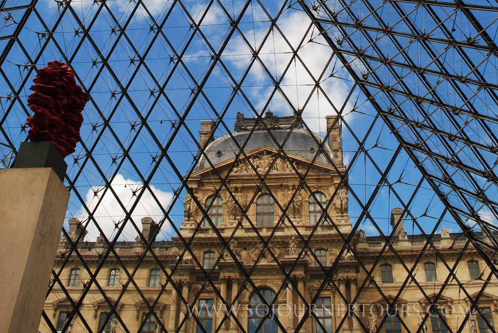 Family Paris Tour The Louvre: Mona Lisa