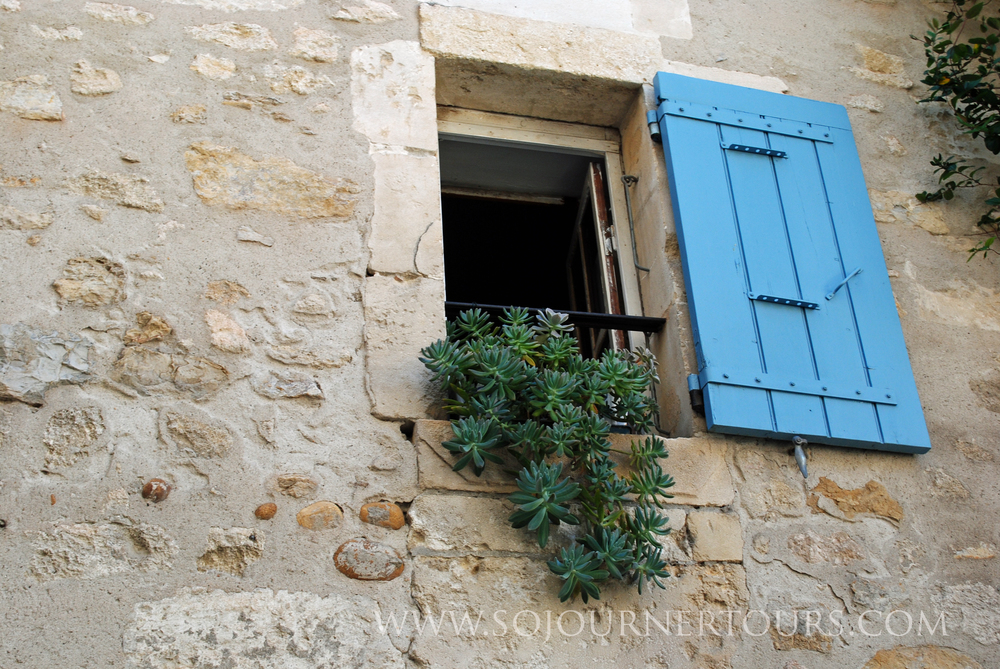 House in Provence: Sojourner Tours