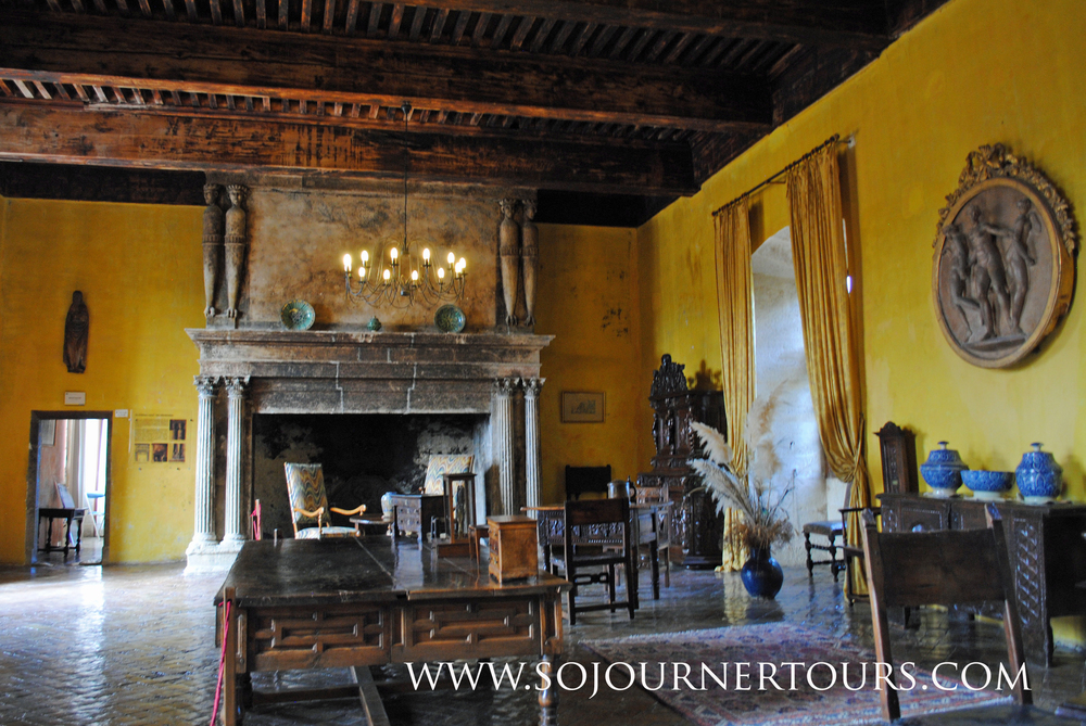Lourmarin, FRance: Sojourner Tours