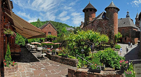 Restaurant in Collonges-la-Rouge