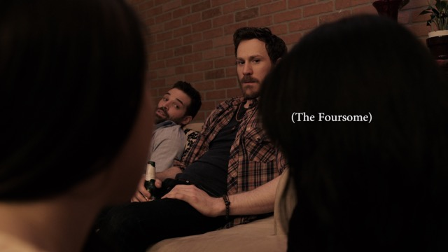 The Foursome - Micro-ShortActress, Writer, Producer, Co-director