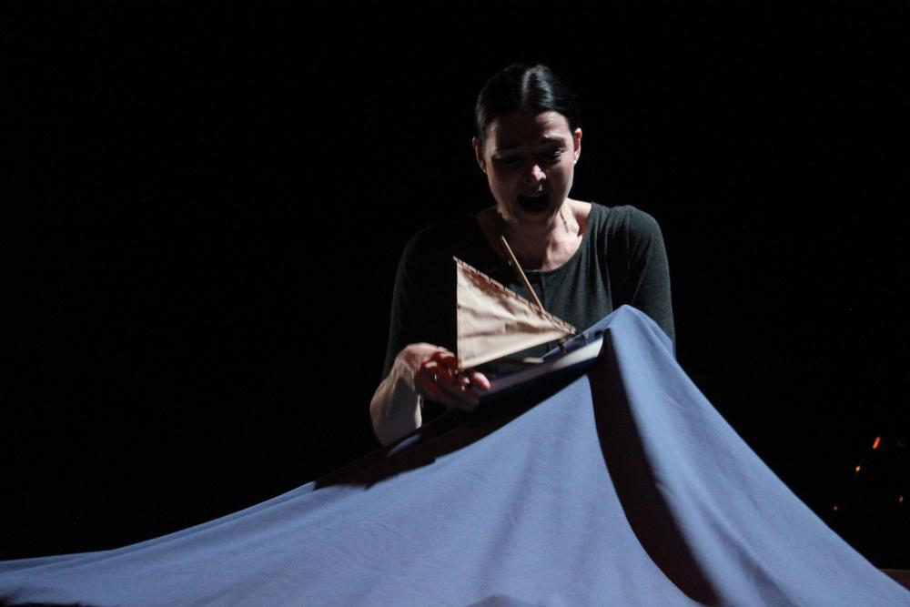 A Voice of One Delight 2012 © Claire Shovelton